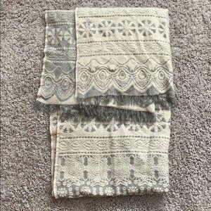 Large Blanket Scarf 💙